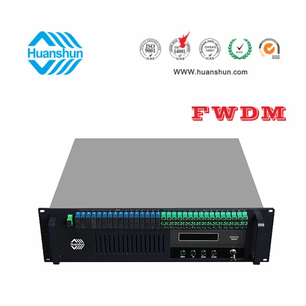 32 Ports and CATV EDFA with Wdm 16-23dBuv