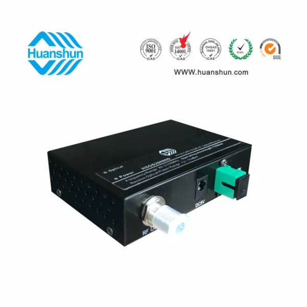 Filter CATV - Satellite Intermediate Frequency Optical Receiver
